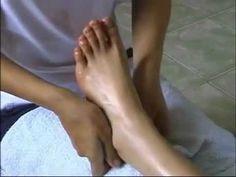 Thai Foot Massage - YouTube