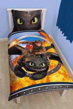 Funda Nórdica Como Entrenar a Tu Dragón   Merchandising Películas