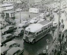 O'Connell Street, Dublin 1966.