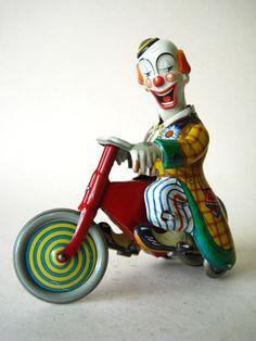 Merry Clown, Germany, 1950s