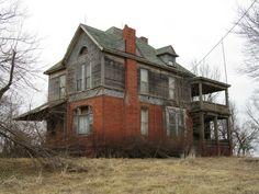 farmhouse in BFE, Missouri