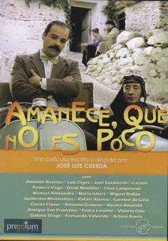 Amanece, que no es poco (1988) - FilmAffinity
