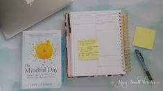 The Mindful Day by Laurie J. Cameron. Banish Multitasking. Choose a mindfulness activity from the table of contents that will help you overcome an area of struggle in your life. Read the short chapter, journal your intentions and implement the How to exercises at the end of the short chapter. Keep a postit of the action steps in your planner or on your workspace to make sure you remember to practice it. The Mindful Day is a practical guide to implementing mindfulness into all aspects of your…