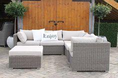 Loungebank - Sahara - Tuinbank - Lounge - Loungeset - Garden - Tuin <3 Fonteyn
