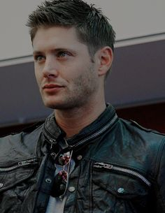 Jensen Ackles & Dean Winchester : Photo
