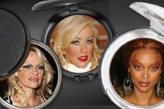 Celebrity Oops! Scary Makeup Looks