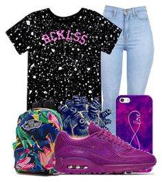 """""""Airmax"""" by zoelh178 ❤ liked on Polyvore featuring Vans, Casetify and NIKE"""