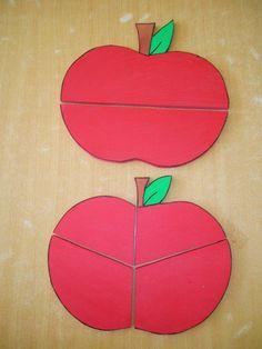 puzzel: appel (hout). als ik ooit toch is beter zou zijn met hout