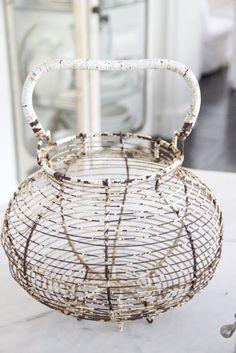 Egg Basket . . .