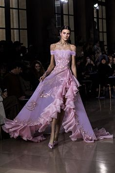 welcome in the world of fashion — Georges Hobeika | Haute Couture | Spring 2017