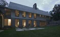 Riverbank Residence   Joeb Moore + Partners Architects LLC