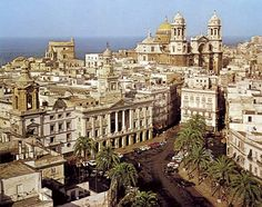 Cadiz, Spain where Jerez is located Beautiful Sites, Most Beautiful Cities, Cadiz Spain, Seville Spain, Ibiza Spain, Malaga Spain, Granada Spain, Barcelona Spain, Cordoba Spain