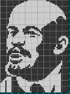Bruno Pelletier - J'me voyais plus Harry Potter, 3d Origami, Cat 2, C2c, Crochet Doilies, Plastic Canvas, Craft Fairs, Knitting Projects, Pixel Art