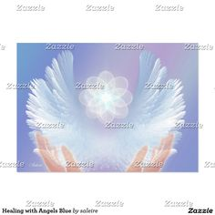 Healing with Angels Blue