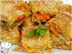 ΠΙΠΕΡΟΠΙΤΑ ΝΗΣΤΙΣΙΜΗ ΜΕ ΦΑΝΤΑΣΤΙΚΟ ΦΥΛΛΟ!!! - Νόστιμες συνταγές της Γωγώς!