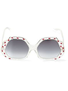 Shop Emilio Pucci Vintage Maharaja sunglasses in Katheleys from the world's best independent boutiques at farfetch.com. Over 1000 designers from 60 boutiques in one website.
