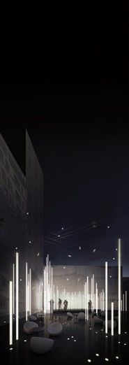 La riera_racons publics #solar, #architecture, #photography, #cgi