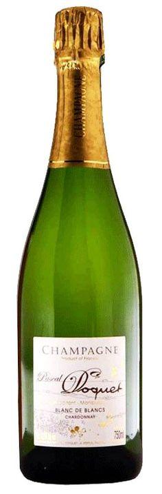 Pascal Doquet Blanc de Blanc, Wine + Spirits Nov 2015 Wine of the Month, 94 points