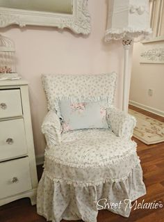 ~Sweet Melanie~: ~Another Slipcover~