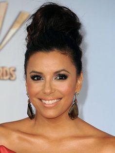 Eva Longoria Hairstyles - September 10, 2011 - DailyMakeover.com