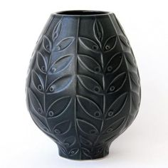 earthy pots and vases inspired by seeds, barnacles, pebbles and other natural wonders glazed in rich hues