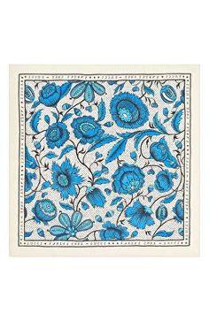 9e185524abd GUCCI Designer Alsaciard Floral Silk Twill Scarf Scarf Styles