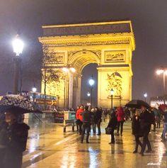 Los 10+1 Lugares Oh Là Là de París El Arco del Triunfo