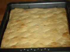 Placinta cu mere Macarons, Sim, Knits, Mashed Potatoes, Ethnic Recipes, Desserts, Food, Meal, Deserts
