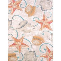 For the stylish beachfront cottage or the inland homeowner who just can't bear to leave the beach behind, this printed rug features a border of seashells on a fashionable grey ground. The delicate use of colour in this rug comes from the remarkable capabilities Beachcrest Home's printing process, which is one of the finest in the industry. This printed beauty offers the look of a hand hooked rug in durable and soft premium nylon. Area rugs should be spot cleaned with a solution of mild de...