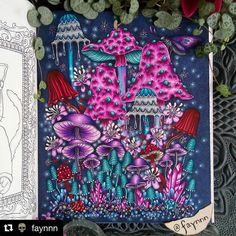 #Repost @faynnn with @repostapp  Big collaboration today on the same page in Sommarnatt with 4 colorists ! Please take a look on their awesome pages   @misspiloute  @oz_pam  @daphnesgallery  @gulsahkrm  Thank you very much sweet ladies  I'm so happy and honored to share this funny page with you  !!  #coloriage #coloring #colouring #coloriagepouradulte #adultcoloring #adultcolouring #coloringbook #livredecoloriage #arttherapie #arttherapy #colortherapy #pens #feutres #stabilo #stabilo68…