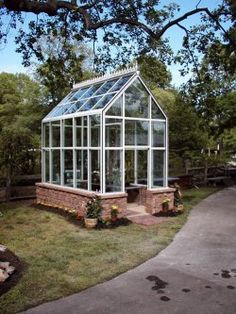 cute greenhouse
