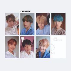 BTS Love Yourself Her Photocard · army's shop · Online Store Powered by Storenvy Jhope, Bts Bangtan Boy, Bts Taehyung, Bts Boys, Jimin, Foto Bts, Bts Photo, K Pop, Lomo Card