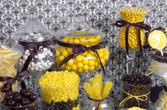 How to Create the Ultimate Candy Buffet with Candy Galaxy for any party or event.