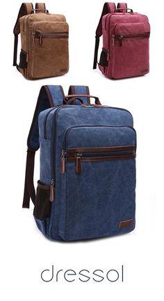 de1c5ea5e00d zuolunduo canvas portable large capacity travel bag#men'sbags#Men's  Bags#Baggy