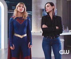 Supergirl Season, Supergirl Superman, Katie Mcgrath, Kara Danvers Supergirl, Alex Danvers, Dc Tv Shows, Lena Luthor, Melissa Benoist, Black Canary