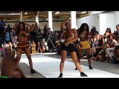 ▶ CEO Dancers at Africa Fashion Week London 2013 - YouTube