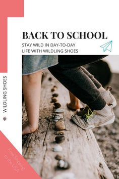 "Back to school after the summer means full days after a time filled with wild adventures. To carry that wild summer feeling into the time filled with appointments and classes, visit Wildling Shoes and get your very special ""Back to School"" deal with free shipping to the USA (until 9/13/20). picture by jessie.b.photo #wildlingshoes #freechildhood #wildchildhood #goodbyesummer #helloschool #backtoschool #naturalchildhood #barefootshoes #minimalshoes #madeinEurope #designedinGermany #befree Vegan Fashion, Slow Fashion, Minimal Shoes, Back To School Deals, Barefoot Shoes, Natural Parenting, Summer Feeling, Vegan Shoes, Green Life"