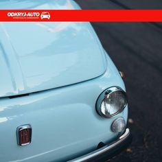 Fiat 500! dostępny u nas od 65 zł za dzień !