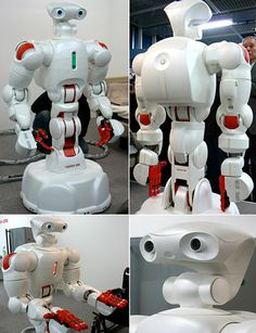 Twendy-One, new-age robot to administer every household errand by 2015! - Bornrich