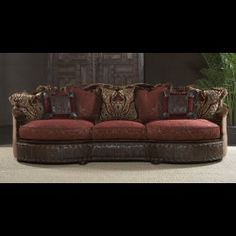 Custom Western Style Furniture, USA made luxury furniture - Bernadette Livingston