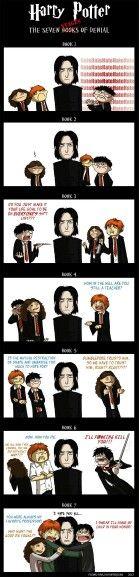 Solving Snape