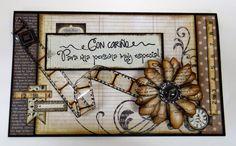SELLOS POSDATA: Tattered Florals y Posdata