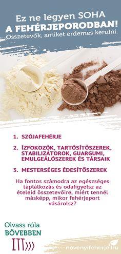 A fehérjepor kiválasztásánál az ízesítéseken túl érdemes odafigyelni azok összetevőire is! Miért fontos ez? Milyen összetevőket kerülj és melyeket kaphatnak zöldutat? Cikkünkből megtudhatod! #fehérjepor #vegán #vegánfehérje #fehérje #protein #veganprotein #növényi #proteinpor #veganfeherje #veganproteintriplex #kiválasztás #vegánéletmód #sport #vegánsport #izomtömeg #tömegnövelés #növényiétrend #novenyifeherje Vegan Protein, Sport, Food, Deporte, Sports, Essen, Meals, Yemek, Eten
