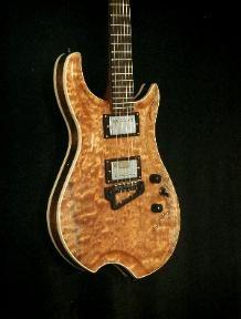 Bitterroot Delaney Guitars