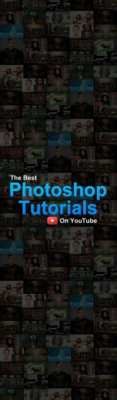 note: HAVE NOT VERIFIED THIS!!! (pinning to check later) FREE Photoshop Video Training Tutorials! http://photoshoptrainingchannel.com