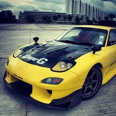 #Mazda #RX7