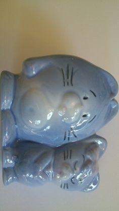 Blå katte