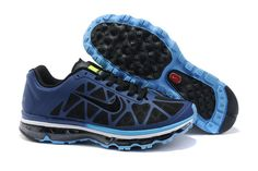 3e675ec30f70 429889-441 Nike Air Max 2011 Binary Blue Volt AMFM0587 Discount Running  Shoes