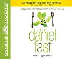 Daniel Fast Food List By Susan Gregory