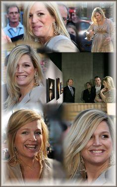 5 maart 2007- Koningin Maxima (NL)